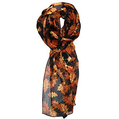 12-Autumn-Leaves-Scarves-For-Girls-Women-2017-Scarf-Collection-8