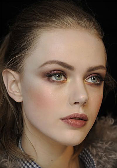 12-Autumn-Makeup-Looks-Trends-Ideas-For-Girls-Women-2017-10