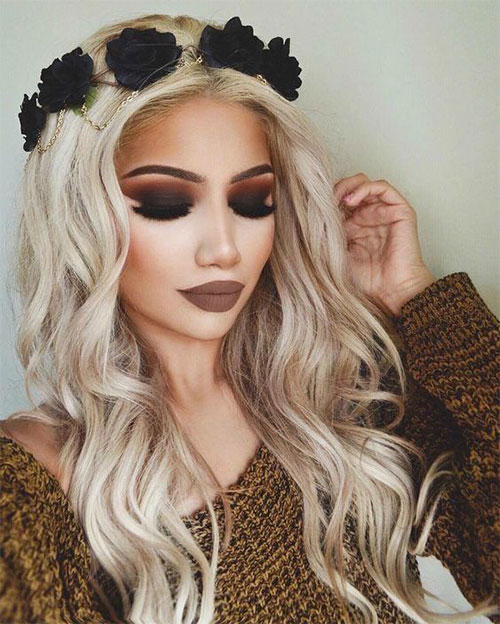 12-Autumn-Makeup-Looks-Trends-Ideas-For-Girls-Women-2017-11