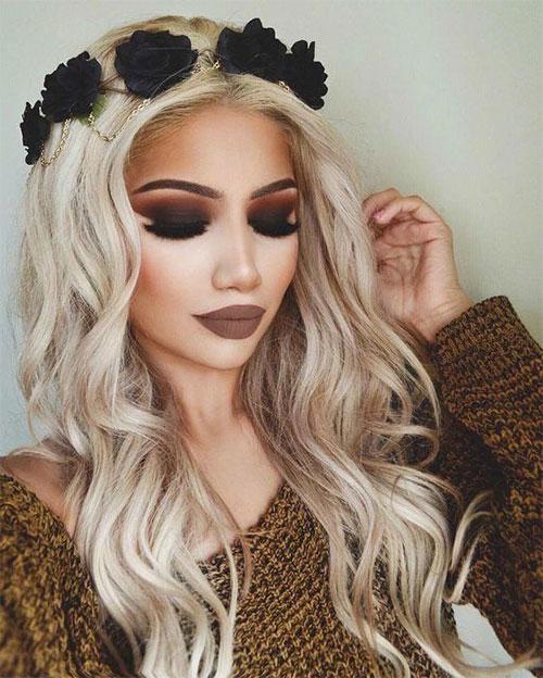 12-Autumn-Makeup-Looks-Trends-Ideas-For-Girls-Women-2017-11