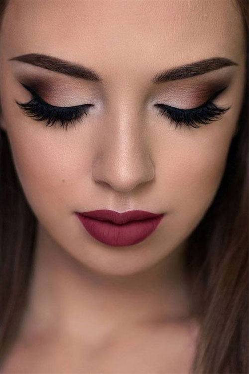12-Autumn-Makeup-Looks-Trends-Ideas-For-Girls-Women-2017-3