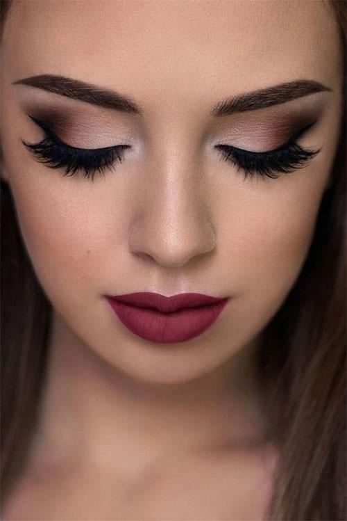 12-Autumn-Makeup-Looks-Trends-Ideas-For-Girls-Women-2017-3
