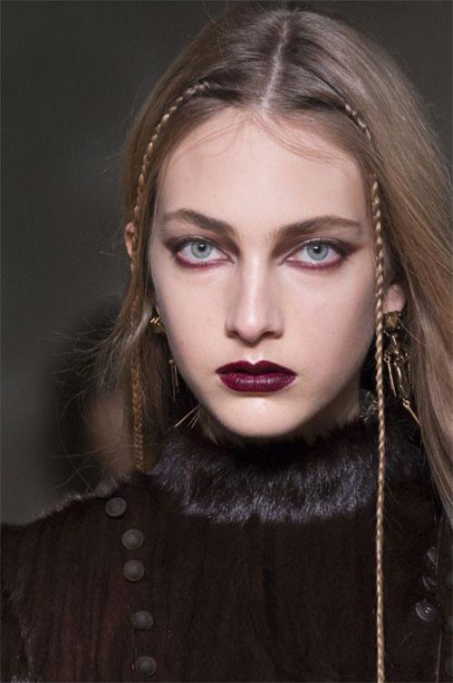 12-Autumn-Makeup-Looks-Trends-Ideas-For-Girls-Women-2017-7