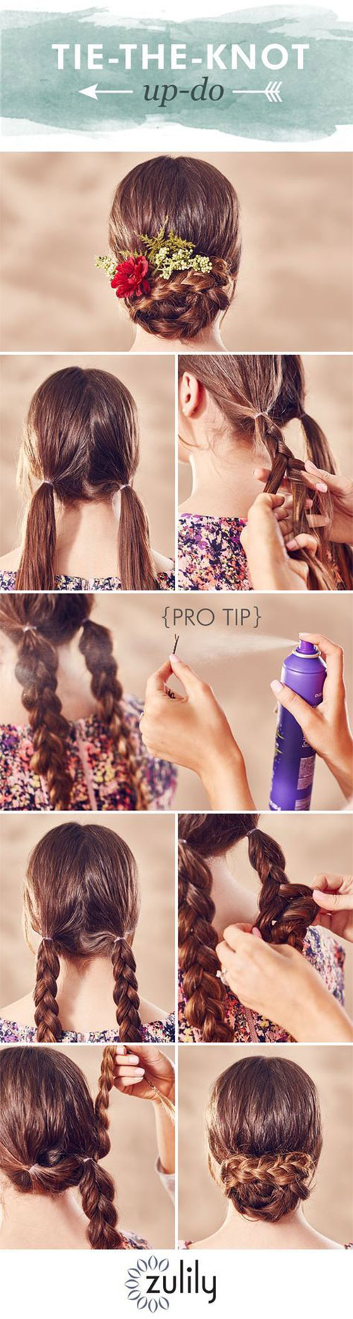 12-Easy-Step-By-Step-Summer-Hairstyle-Tutorials-For-Beginners-2017-3