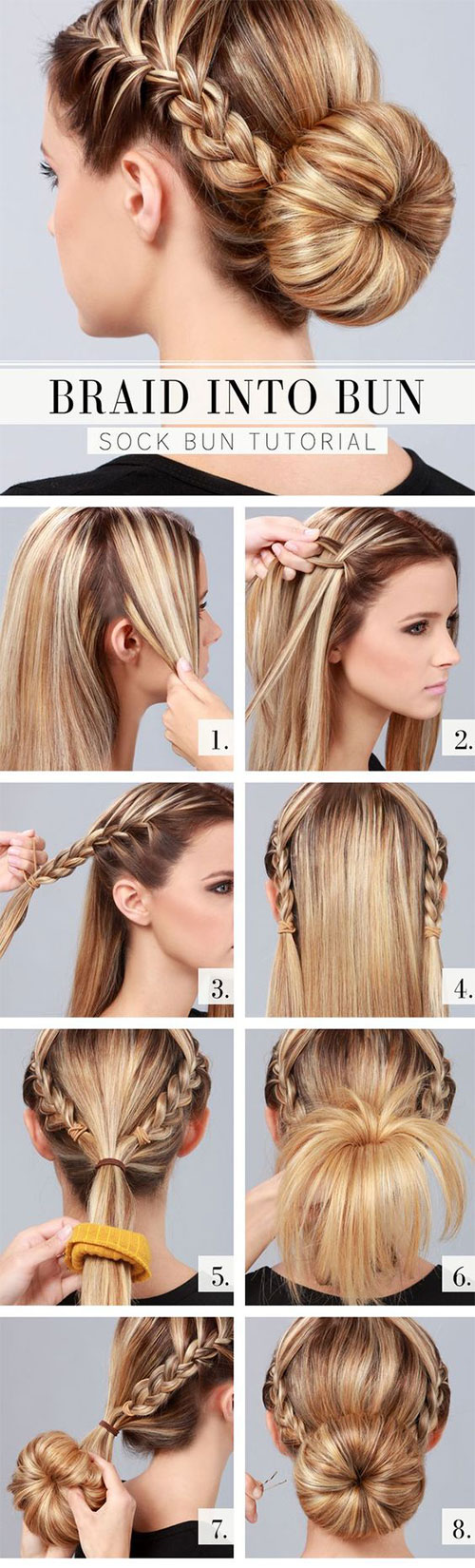 12-Easy-Step-By-Step-Summer-Hairstyle-Tutorials-For-Beginners-2017-5
