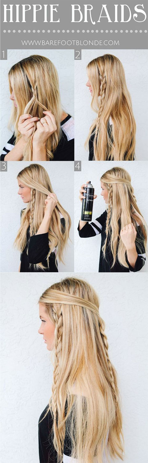 12-Easy-Step-By-Step-Summer-Hairstyle-Tutorials-For-Beginners-2017-6