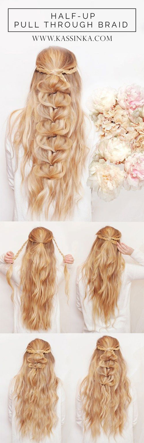 12-Easy-Step-By-Step-Summer-Hairstyle-Tutorials-For-Beginners-2017-8