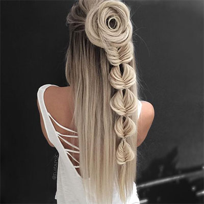 15-Amazing-Summer-Hairstyle-Braids-For-Girls-Women-2017-4