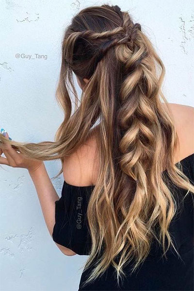 15 Amazing Summer Hairstyle Braids For Girls & Women 2017