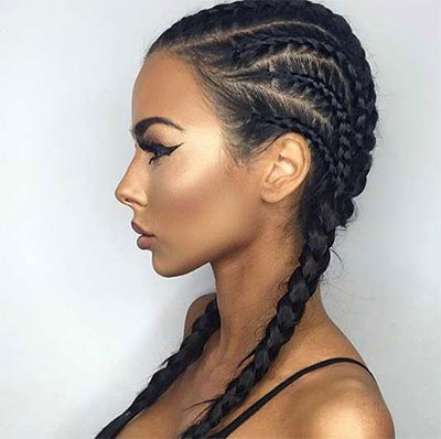 15-Amazing-Summer-Hairstyle-Braids-For-Girls-Women-2017-9