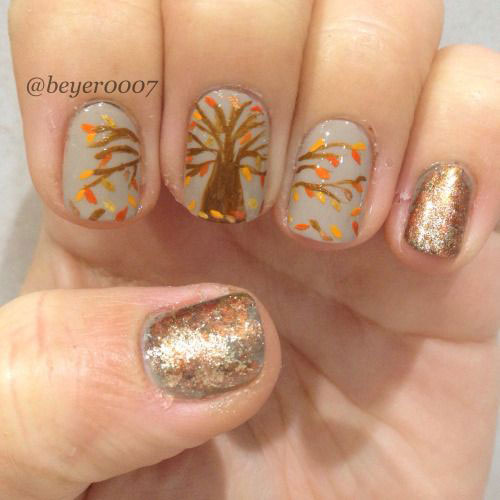25-Best-Autumn-Nails-Art-Designs-Ideas-2017-10