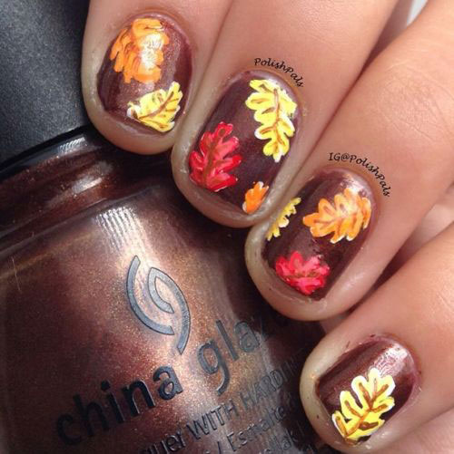 25-Best-Autumn-Nails-Art-Designs-Ideas-2017-2