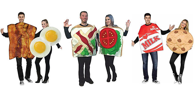 20+ Halloween Costumes For Couples 2017