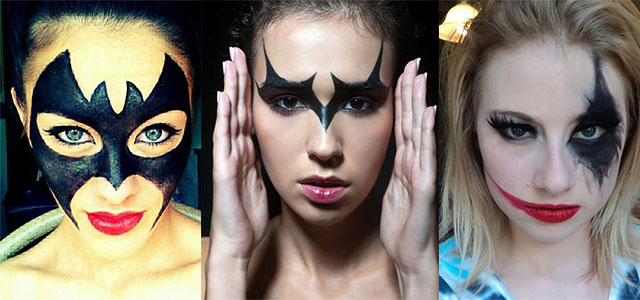10-Halloween-Batman-Makeup-Ideas-For-Girls-Women-2017-F