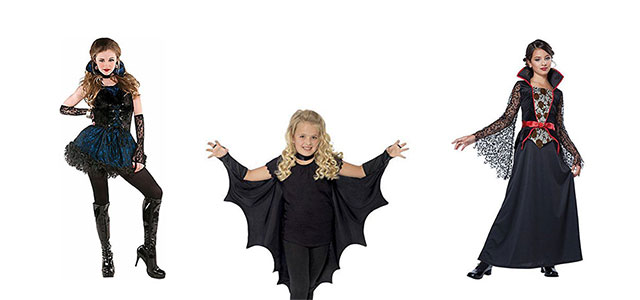 Parents should make their kids familiarize with every social setup/events and get together parties so they have the idea that what is going on around them ...  sc 1 st  Modern Fashion Blog & 10+ Vampire Halloween Costumes For Kids Girls u0026 Women 2017 | Modern ...