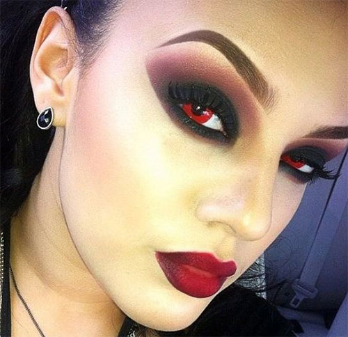 12-Spooky-Halloween-Devil-Makeup-Ideas-For-Girls-Women-2017-10