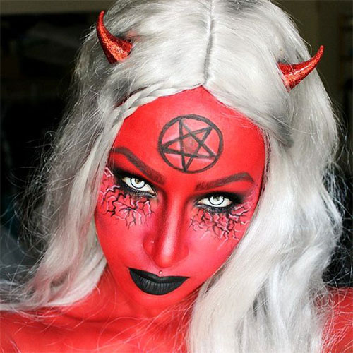 12-Spooky-Halloween-Devil-Makeup-Ideas-For-Girls-Women-2017-5