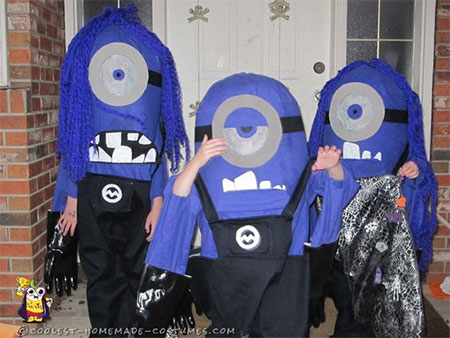 15-Creative-Group-Halloween-Costume-Ideas-For-Kids-Girls-2017-14