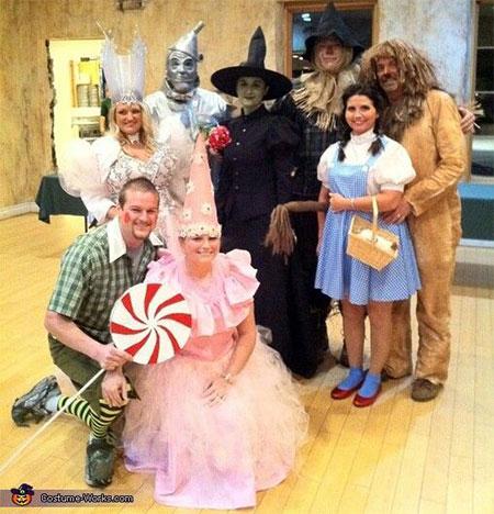 15-Creative-Group-Halloween-Costume-Ideas-For-Kids-Girls-2017-2