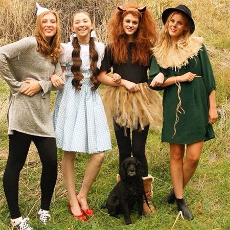 15-Creative-Group-Halloween-Costume-Ideas-For-Kids-Girls-2017-7