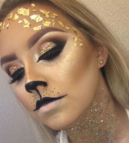 15-Halloween-Cat-Face-Makeup-Ideas-For-Girls-Women-2017-10