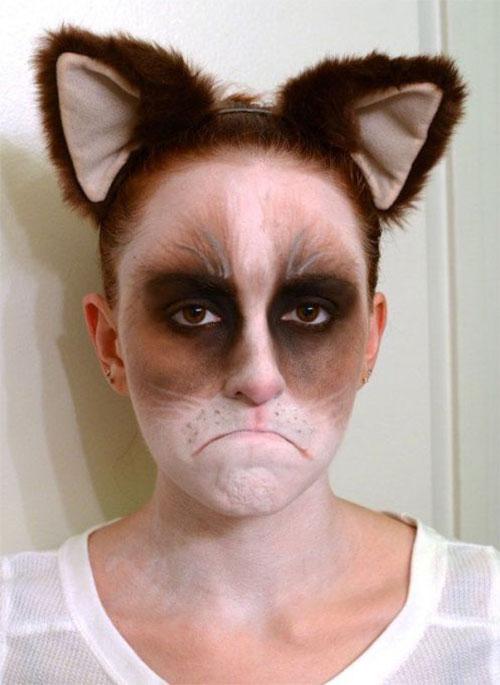 15-Halloween-Cat-Face-Makeup-Ideas-For-Girls-Women-2017-3