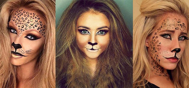 15-Halloween-Cat-Face-Makeup-Ideas-For-Girls-Women-2017-F