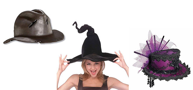 People hire magicians on Halloween gathering/setting indoor/outdoor as a cherry on top just to make the day memorable. The magician plays trick/treat and ...  sc 1 st  Modern Fashion Blog & 15 Halloween Costume Hats 2017 | Hat Ideas | Modern Fashion Blog