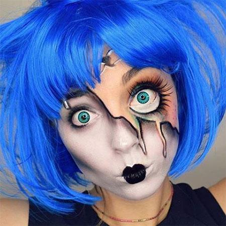 15-Halloween-Doll-Face-Makeup-Ideas-For-Girls-Women-2017-13