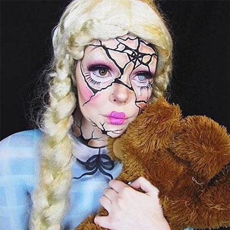 15-Halloween-Doll-Face-Makeup-Ideas-For-Girls-Women-2017-3