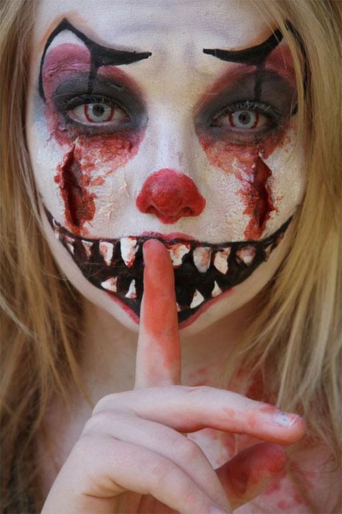 15-Halloween-Face-Makeup-Ideas-For-Kids-2017-1