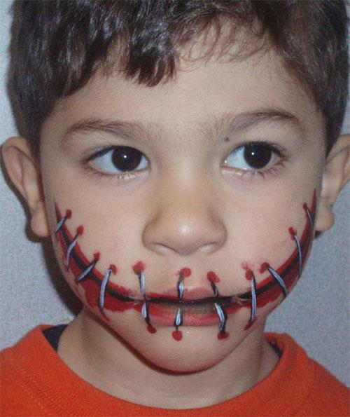 15-Halloween-Face-Makeup-Ideas-For-Kids-2017-15
