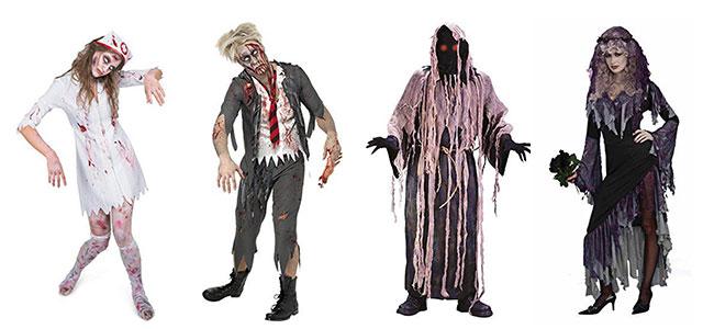 15+ Halloween Zombie Costumes For Kids, Men & Women 2017 ...