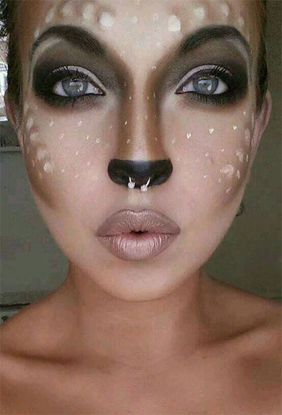 15-Simple-Easy-Halloween-Makeup-Ideas-For-Girls-Women-2017-11