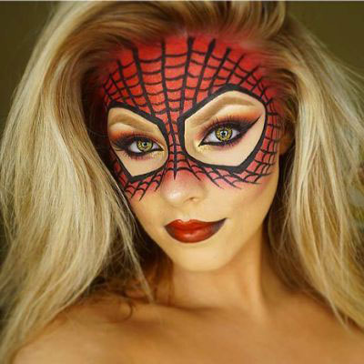 15-Simple-Easy-Halloween-Makeup-Ideas-For-Girls-Women-2017-13