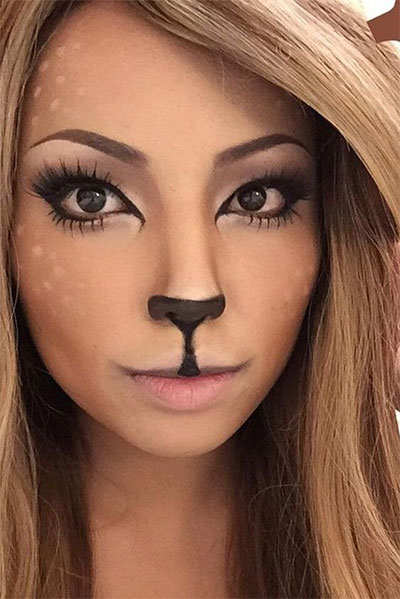 15-Simple-Easy-Halloween-Makeup-Ideas-For-Girls-Women-2017-5