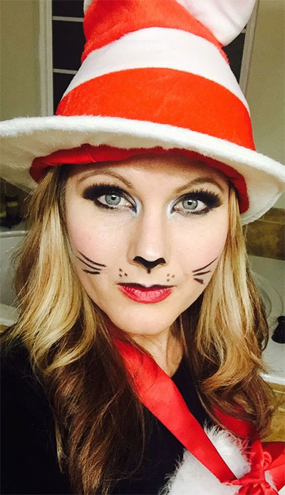 15-Simple-Easy-Halloween-Makeup-Ideas-For-Girls-Women-2017-7