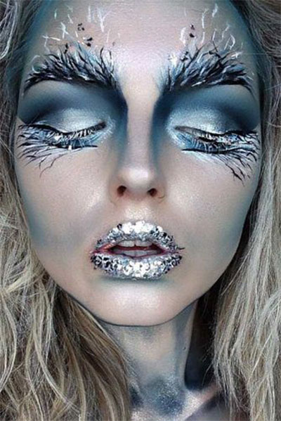 15-Witch-Halloween-Make-Up-Looks-For-Girls-Women-2017-6