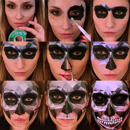 20-Easy-Step-By-Step-Halloween-Makeup-Tutorials-For-Beginners-2017-2