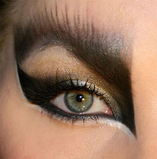 20-Halloween-Eye-Makeup-Ideas-Looks-For-Girls-Women-2017-1