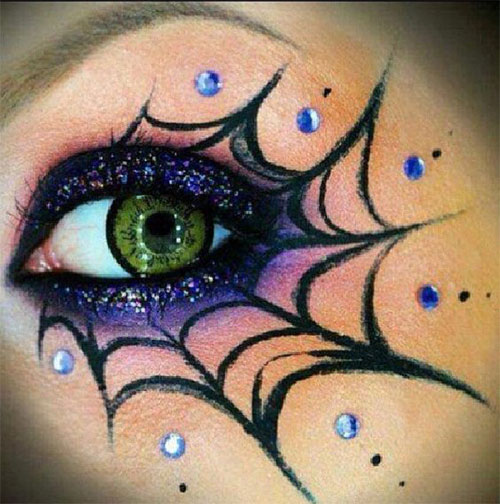 20-Halloween-Eye-Makeup-Ideas-Looks-For-Girls-Women-2017-16