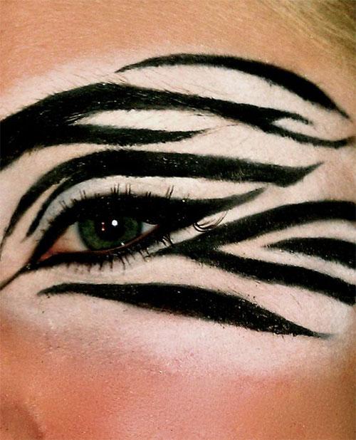 20-Halloween-Eye-Makeup-Ideas-Looks-For-Girls-Women-2017-17
