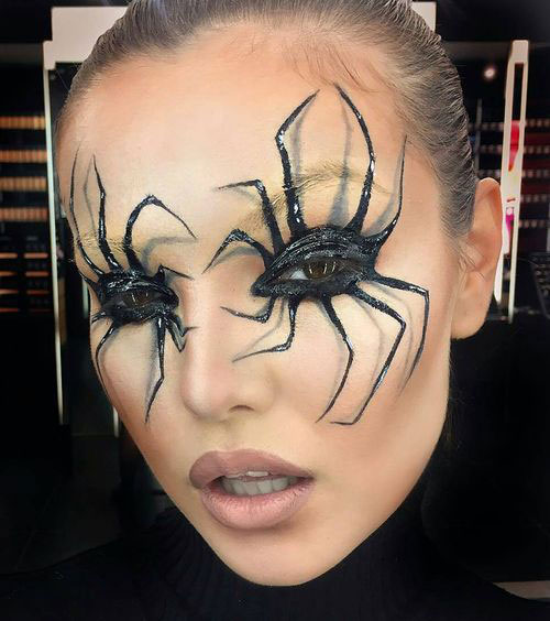 20-Halloween-Eye-Makeup-Ideas-Looks-For-Girls-Women-2017-21