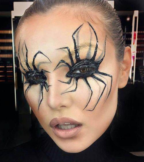 20-Halloween-Eye-Makeup-Ideas-Looks-For-Girls-Women-2017-21