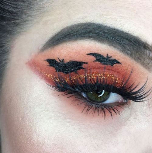 20-Halloween-Eye-Makeup-Ideas-Looks-For-Girls-Women-2017-5