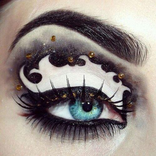 20-Halloween-Eye-Makeup-Ideas-Looks-For-Girls-Women-2017-6