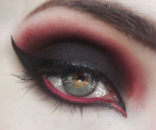 20-Halloween-Eye-Makeup-Ideas-Looks-For-Girls-Women-2017-8