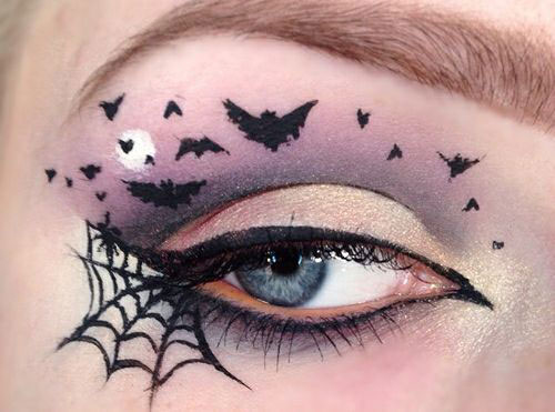 20-Halloween-Eye-Makeup-Ideas-Looks-For-Girls-Women-2017-9