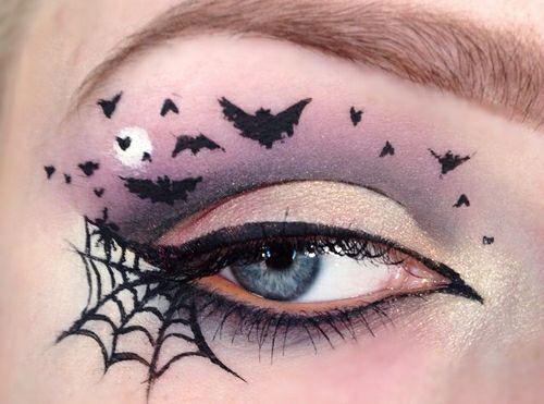 20-Halloween-Eye-Makeup-Ideas-Looks-For-Girls-Women-2017-9