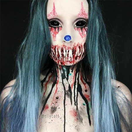 25-Scary-Halloween-Make-Up-Looks-For-Girls-Women-2017-1